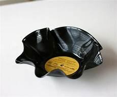 Schale Aus Schallplatte Einfach Herstellen Anleitung Ideen