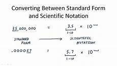 scientific notation ck 12 foundation