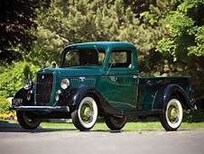 1935 Ford V8 Model 50 Pickup 830