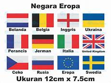 Gambar Bendera Negara Negara Eropa Ar Production