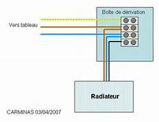 branchement thermostat chauffage electrique doit on relier le fil pilote 224 celui de la terre pour