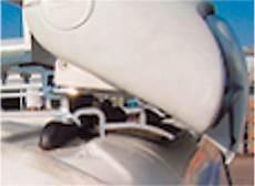 Dachreling F 252 R Fiat Ducato Peugeot Boxer Citroen Jumper