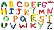 playdoh abc abc song playdoh learn alphabets