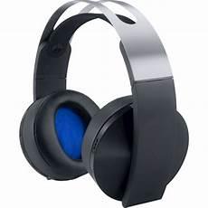 sony wireless headset sony playstation 4 platinum wireless headset