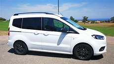 Ford Tourneo Courier Sport 2018