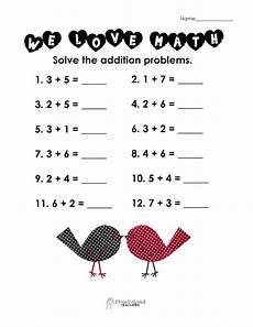 s day math simple addition worksheet squarehead teachers
