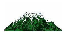 Gunung Berapi Gif Gambar Animasi Animasi Bergerak 100