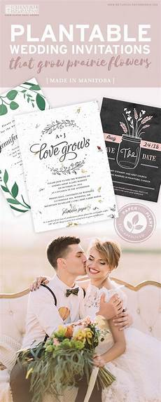 eco friendly invitations manufactured designed and printed in winnipeg at eco friendly