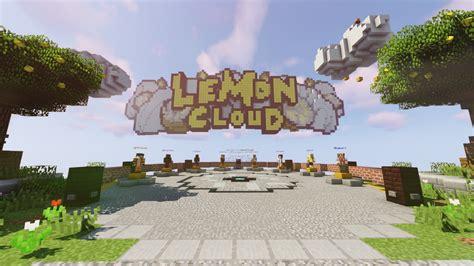 Minecraft Lemoncloud