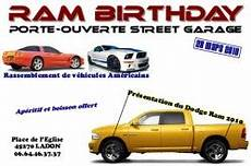 Ram Birthday Porte Ouverte Garage 2010