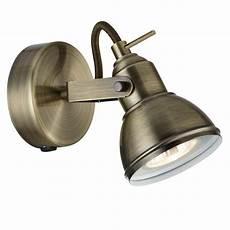 searchlight 1541ab focus brass single spotlight