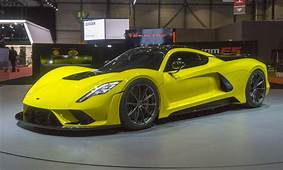 2020 Hennessey Venom  Cars Review Release