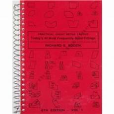 layout books richard budzik sheet metal layout training books northway s machinery