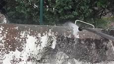 haus fassade reinigen dfstrahlen hochdruckreiniger