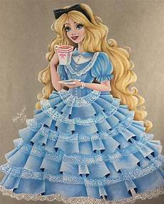 Alice From Quot Alice In Wonderland Quot Art By Max Stephen