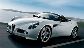 Most Wanted Car Alfa Romeo Spider