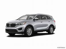 2018 kia sorento kelley blue book