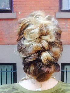 romantic updo loose braid braids hairstyles for long