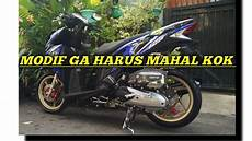 Modifikasi Lu Vario 125 by Modifikasi Honda Vario125 Vario 125 Modifikasi