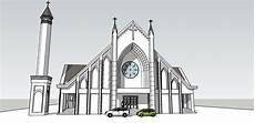 Proses Pembangunan Gereja Santa Clara Dihentikan Sementara