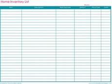 inventory forms free finally here home management binder printables find lifestyle your lifestyle here