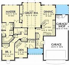 empty nester house plans plan 6929am ideal for empty nesters or first time buyers