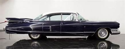 1959 Cadillac Fleetwood Sixty Special Hardtop Sedan For
