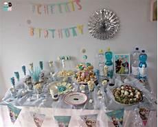 Unser Frozen Geburtstag Mit Deko Food Ideen Handmade