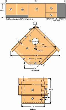 wren houses plans lovely wren bird house plans new home plans design