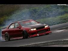 RFACTOR Toyota Chaser Drifting On Nikko Circuit  YouTube