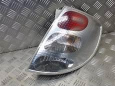 Feu Arriere Principal Droit Feux Citroen C3 Pluriel Diesel