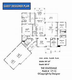 garrell house plans statesville house plan 17 13 garrell associates inc
