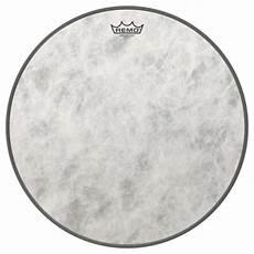 remo fiber skyn remo ambassador fiberskyn 3 18 bass drum at gear4music
