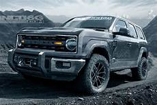 2020 ford bronco will a familiar design carbuzz