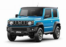2020 suzuki jimny blue colors automotive car news