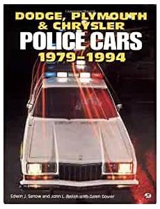 books about cars and how they work 1994 buick roadmaster navigation system dodge plymouth chrysler police cars 1979 1994 edwin j sanow john l bellah galen govier