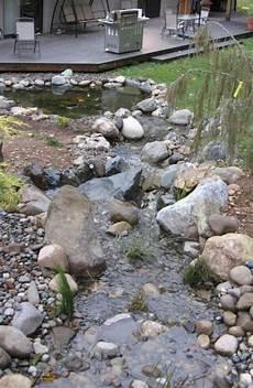 Teich Mit Bachlauf Im Garten Anlegen Tipps Und Ideen