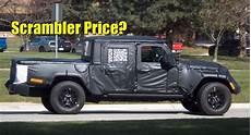 2019 Jeep Scrambler Cost by Report Will The 2019 Jeep Scrambler Jt Wrangler