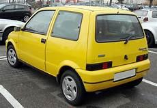 File Fiat Cinquecento Sporting Rear 20081125 Jpg
