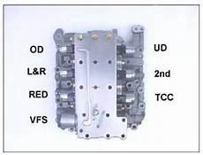 repair anti lock braking 2008 lamborghini reventon transmission control how to replace a shift solenoid 2007 hyundai santa fe f4a41 f4a42 f4a51 transmission shift