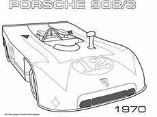 Porsche Zum Ausmalen - 1970 porsche 9083 coloring page free printable coloring