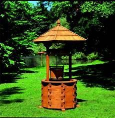 puits de d 233 coration en bois quot caro quot syma mobilier jardin