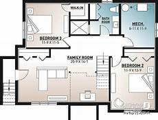 house plans with finished basements 3 bedroom house plans with finished basement house