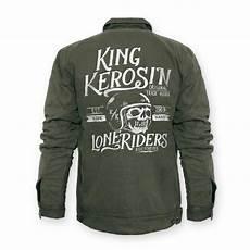king kerosin worker jacket lone riders olive green 149 95