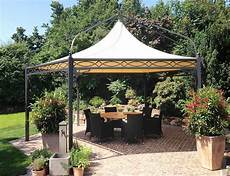 Pavillon Metall Wetterfest - gazebo canopy ideas awesome outdoor living space designs