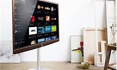 loewe vier neue smart tv modelle pc magazin