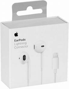 Iphone 7 Earpods Apple Earpods With Lightning Connector For Iphone 7 8 X