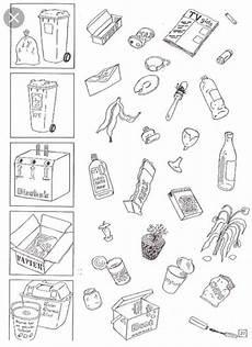 Malvorlagen Umweltschutz Quiz Pin Hooge Auf Affaldssortering Kinder Arbeitsbl 228 Tter