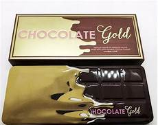 Faced Chocolate Gold Bar faced gold chocolate bar paleta 16 cieni 7773934341