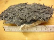 Asbestplatten Schon 1950 Asbest Baustoffe